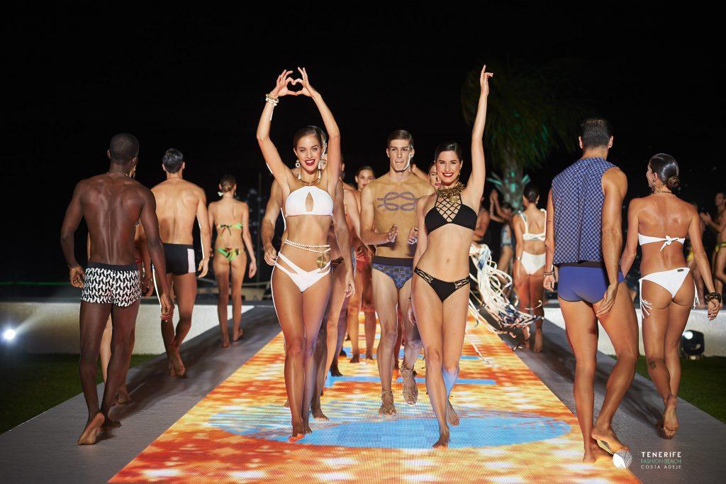 La pasarela Tenerife Fashion Beach Costa Adeje se promociona en Fitur 2019