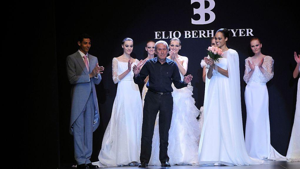 Muere el diseñador Elio Berhanyer, el 'padre' de la moda actual española
