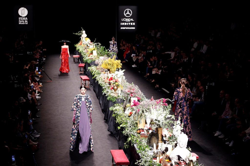 Vanguardia y frescor en la pasarela Mercedes-Benz Fashion Week Madrid