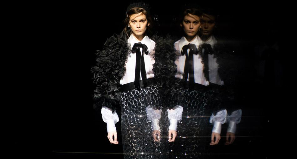 La colormanía triunfa en la Semana de la Moda de Nueva York