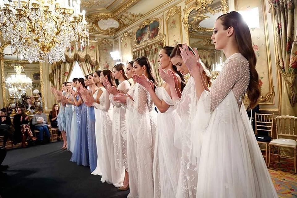 Firmas tinerfeñas presentan sus colecciones en Atelier Couture