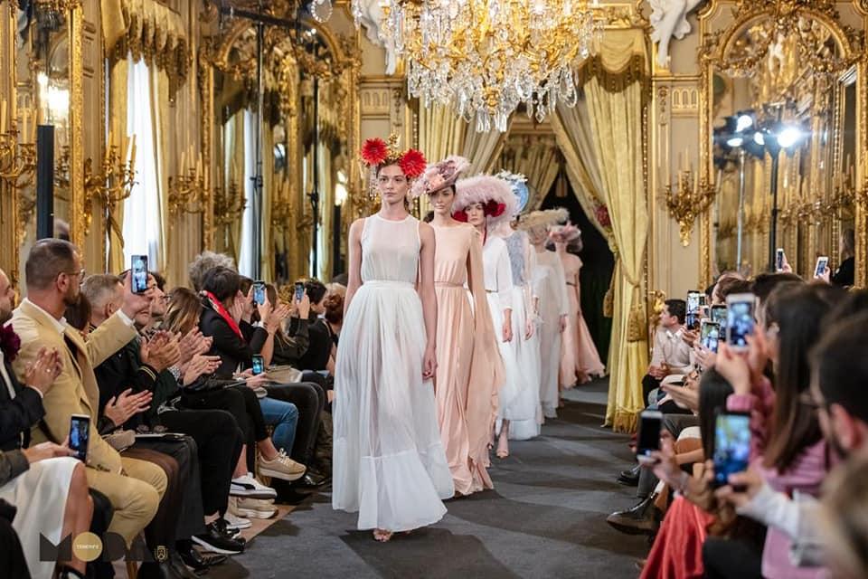 Amarca, By Loleiro y Damián Rodríguez triunfan en Atelier Couture
