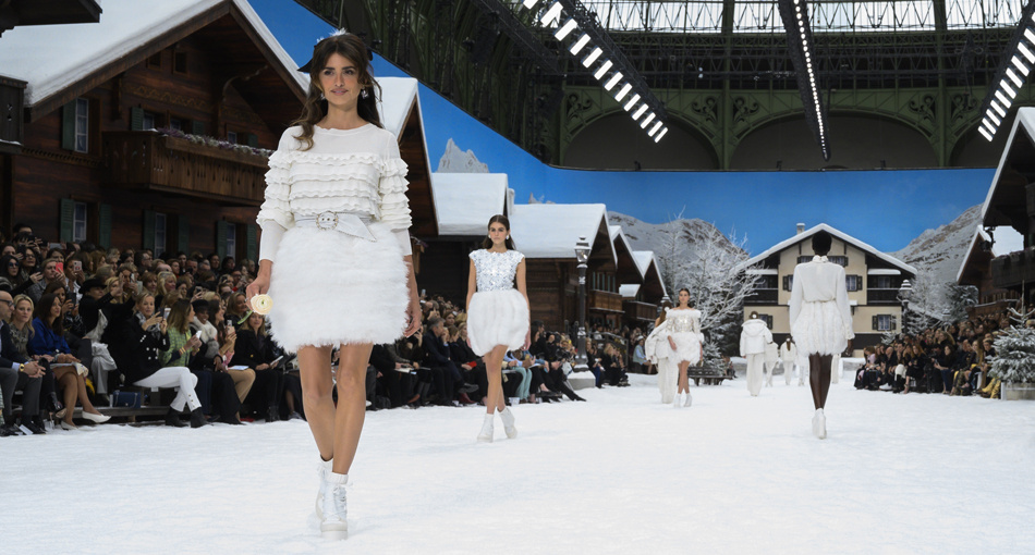 El invierno más rockero revive en la pasarela de París (I)