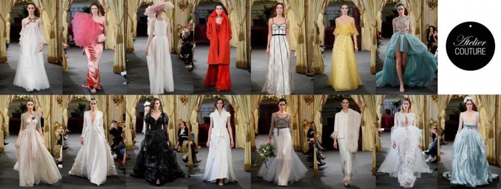 Tres firmas tinerfeñas llevan sus nuevas colecciones a Atelier Couture Madrid