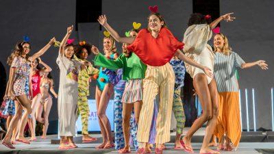 Una veintena de diseñadores participan en la Semana de la Moda de La Palma