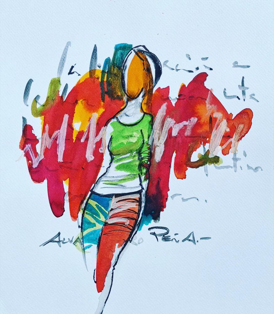 Colores. Por Álvaro Peña