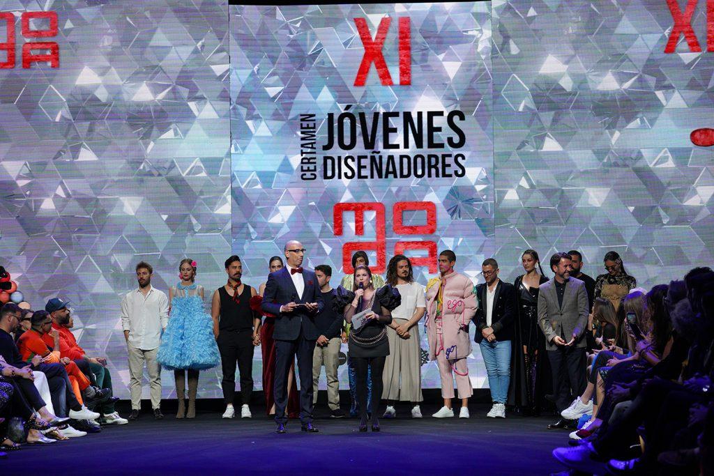Álvaro Lucas Santos, vencedor de Jóvenes Diseñadores con 'Lissomwo'