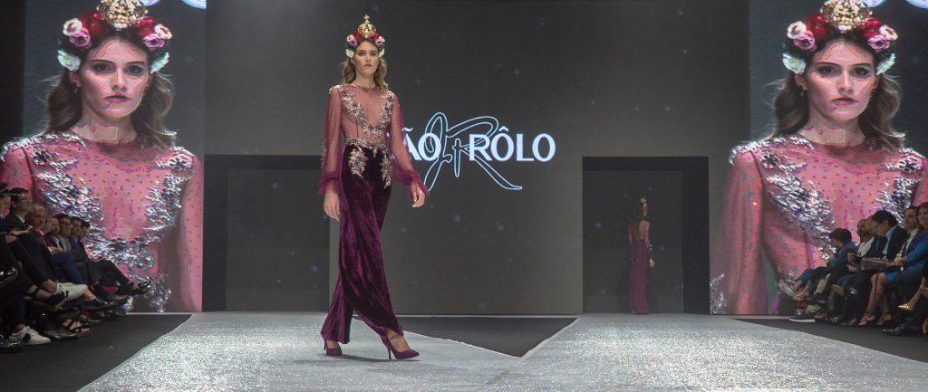 Joao Rolo lleva el glamour a la Feria de la Moda de Tenerife con 'Jazz Divas'