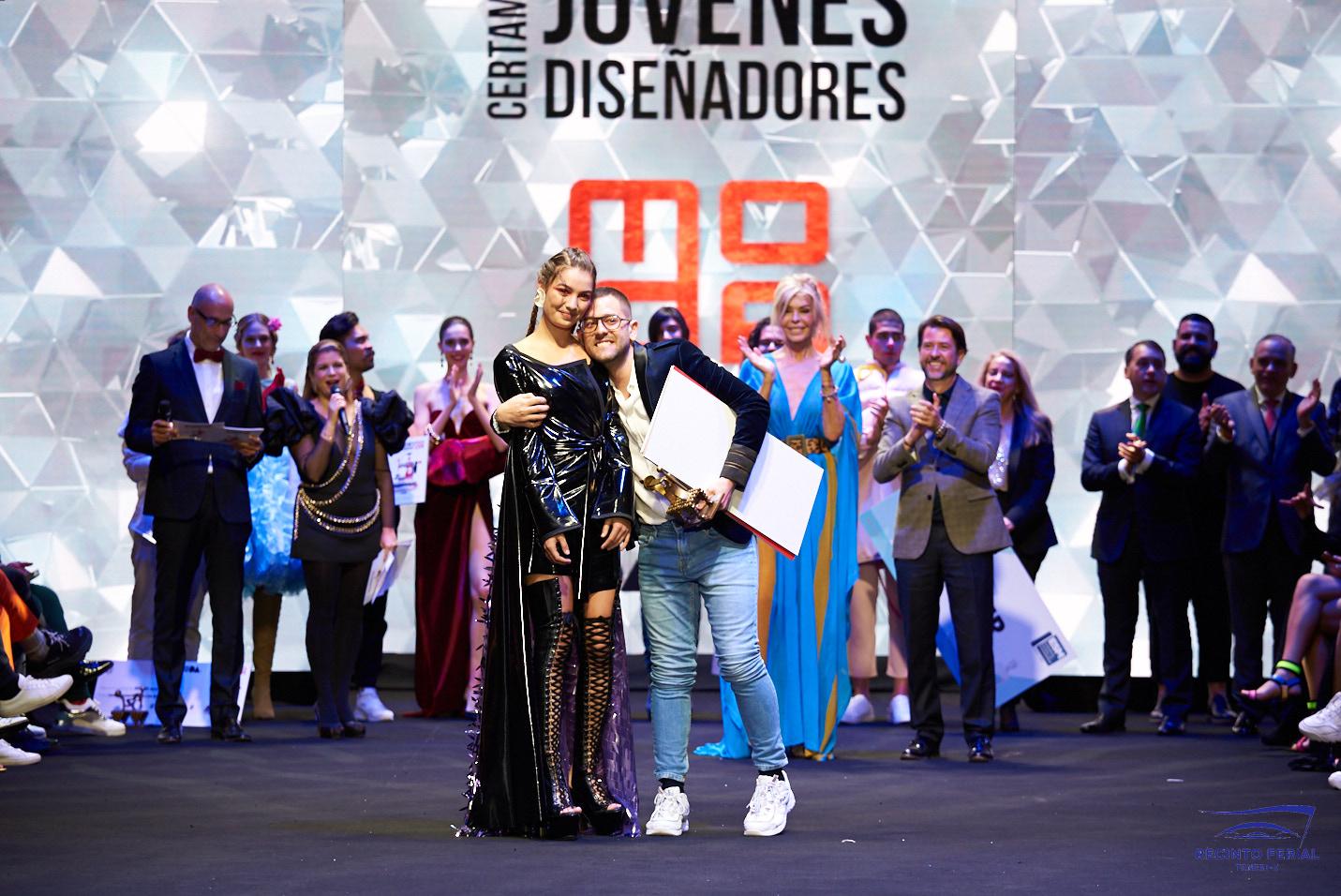 Álvaro Lucas gana el XI Concurso Jóvenes Diseñadores de Tenerife