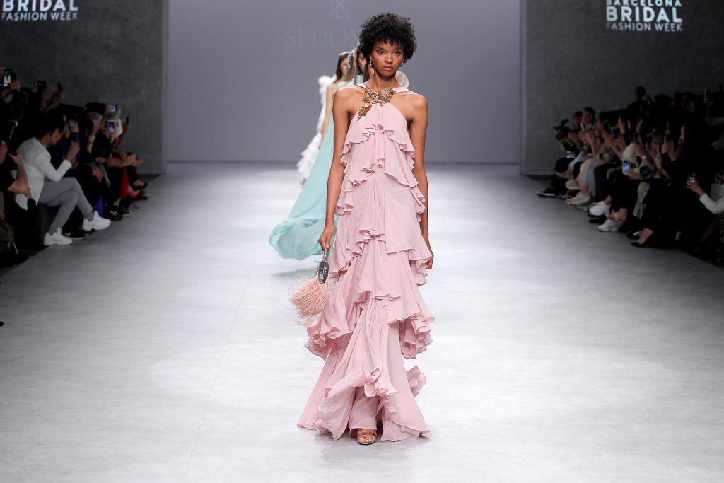 Sedomir Rodríguez de la Sierra transforma a 'Daphne' en la ninfa del glamour