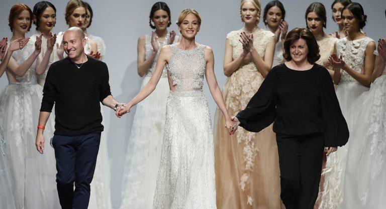 Los tinerfeños Marco y María participarán en la Bridal Week de Nueva York