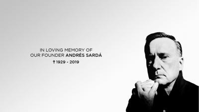 Muere Andrés Sardá, el diseñador que revolucionó la moda interior femenina