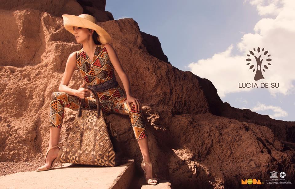 Lucía de Su y Amarca, invitadas a la Semana de la Moda de Madeira