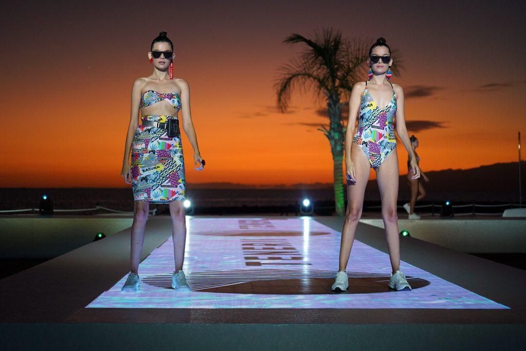 TFBCA (y II). Exotismo y minimalismo para la pasarela Tenerife Fashion Beach