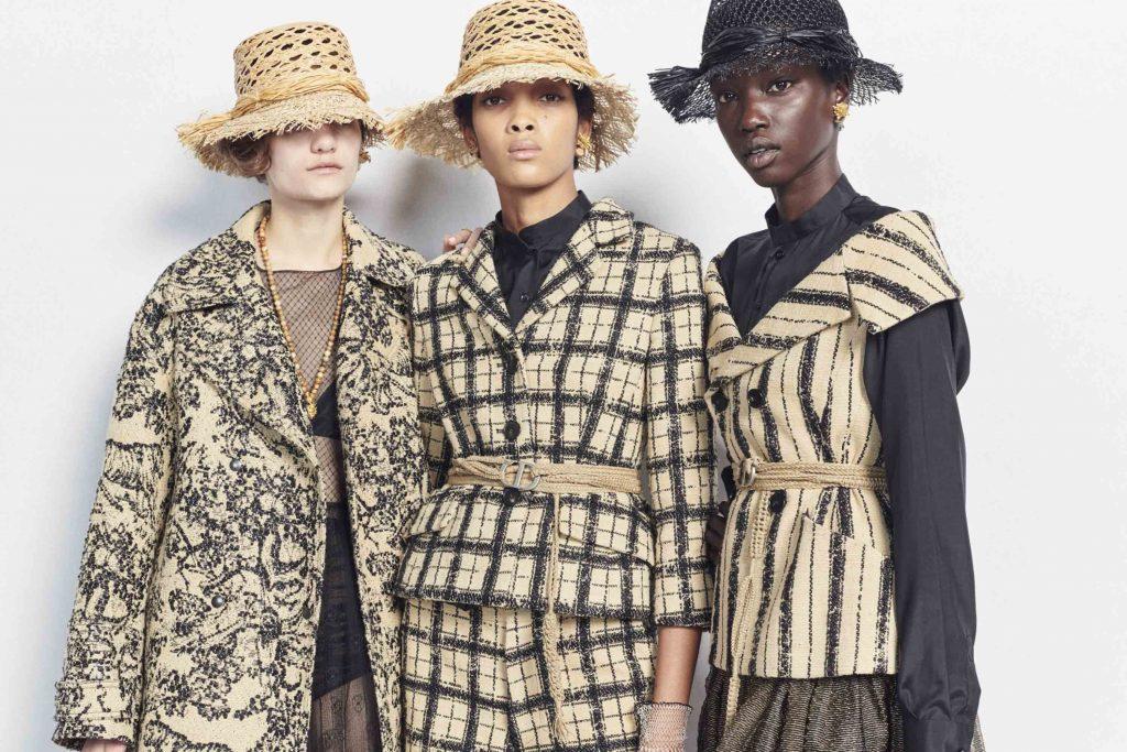 La Semana de la Moda de París apuesta por los volúmenes para el verano