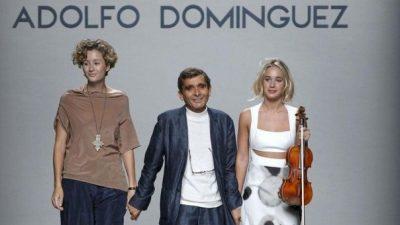Adolfo Domínguez, Premio Nacional de Moda 2019