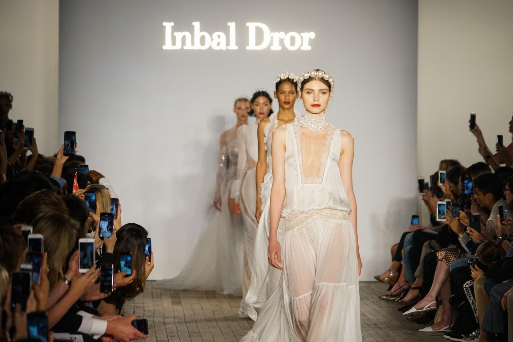 La Semana de la Moda Nupcial de Nueva York