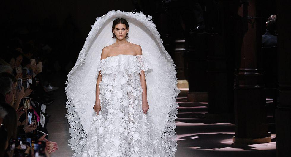 El glamour regresa a la Semana de la Alta Costura de París