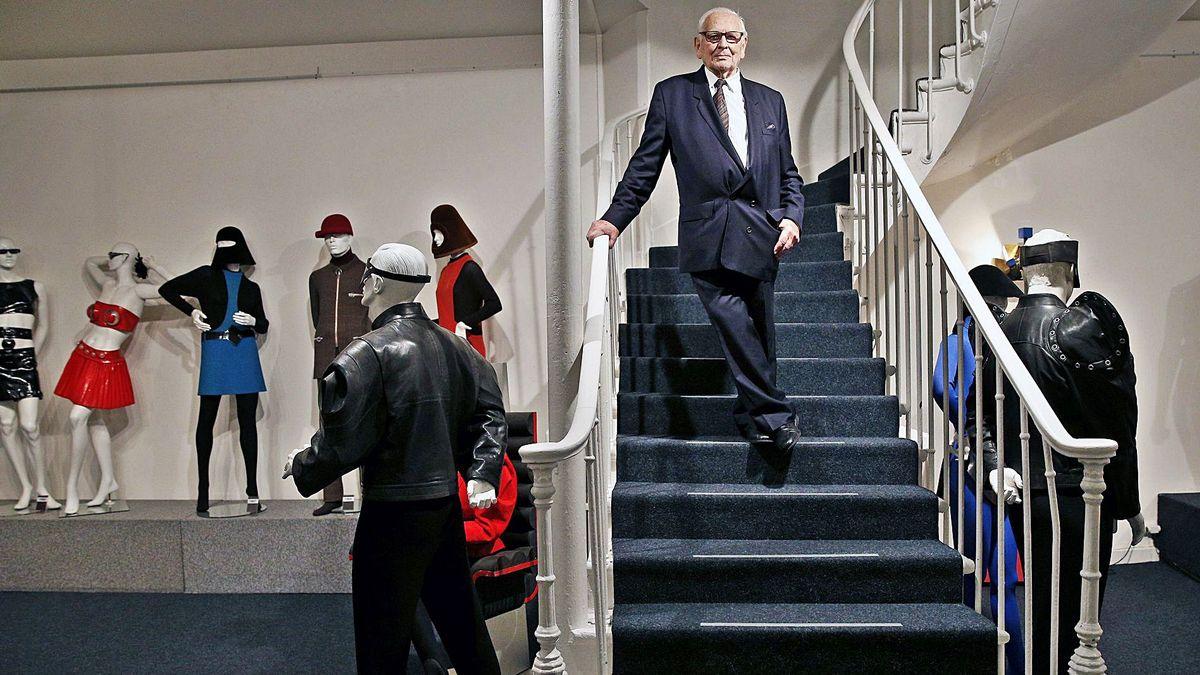 Adiós a Pierre Cardin