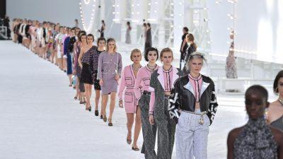 La Semana de la Moda de París recupera los desfiles presenciales
