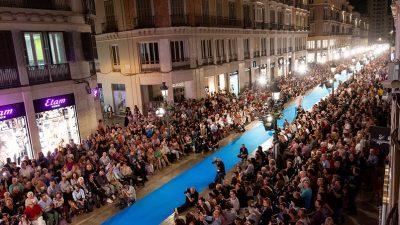 Lucas Balboa y Juan Carlos Armas, invitados a la pasarela Larios de Málaga