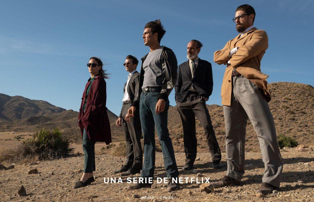 Hawkers x Jaguar, la colección de gafas inspirada en la nueva serie de Netflix
