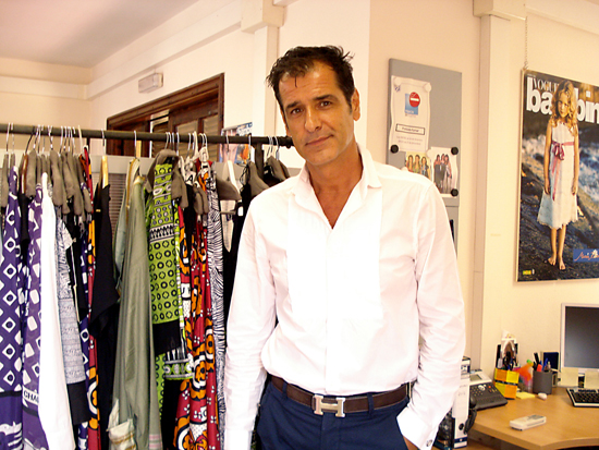 "José E. Sánchez Giusepe: ""No se descarta la Fashion Week Tenerife"""