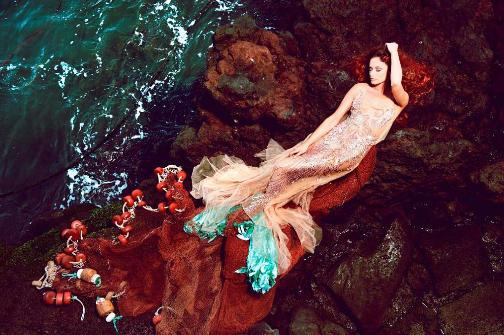 Gerardo Valido, el fotógrafo que enamoró a la sirena