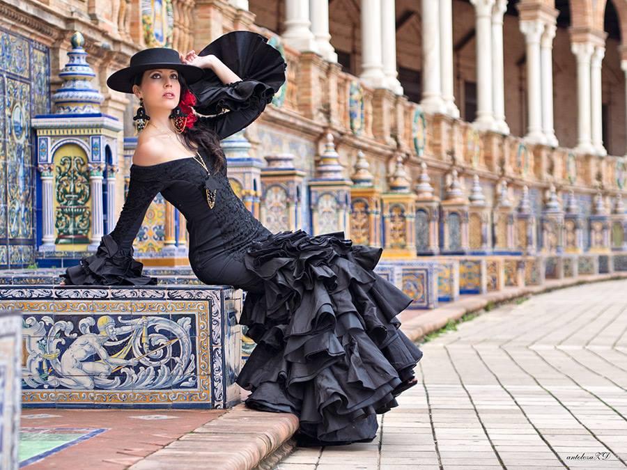 Inma Castrejón, alma flamenca