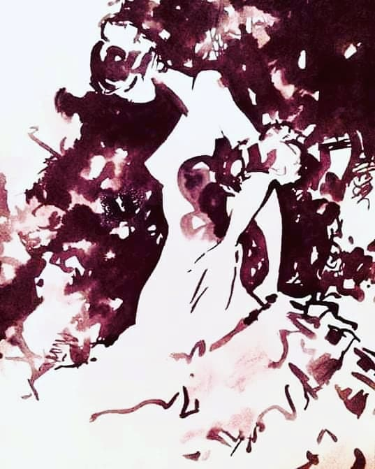 Flamenca. Por Álvaro Peña