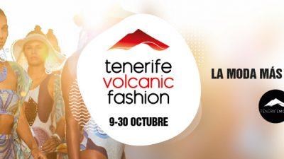 Pasarelas, talleres y showroom virtuales centran la Tenerife Volcanic Fashion