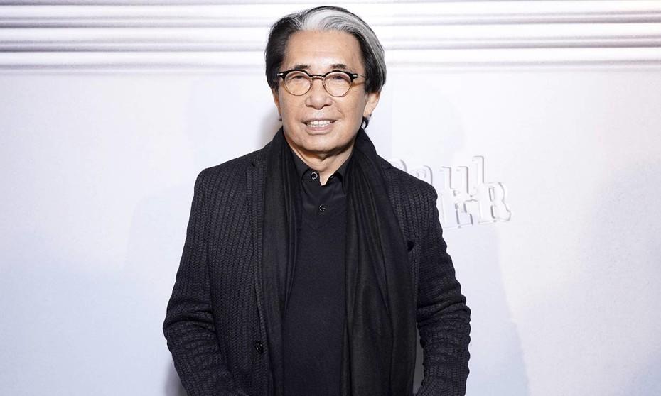 Fallece el diseñador japonés Kenzo