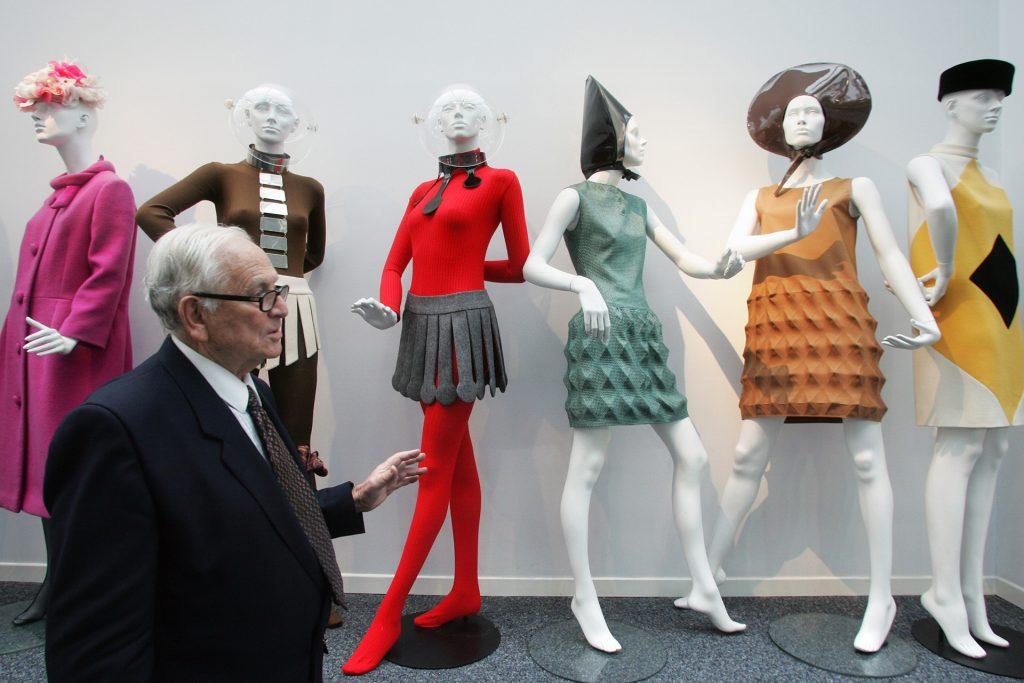 Fallece Pierre Cardin, el visionario de la moda