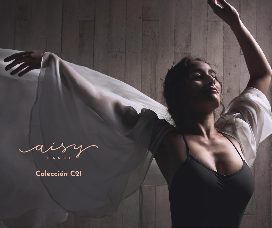 Aisy Dance, la firma canaria para bailarinas con glamour
