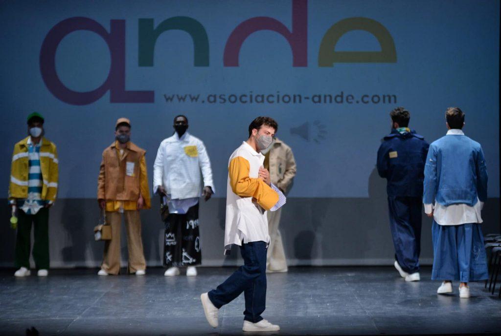 ANDE entrega sus premios a jóvenes diseñadores y Prenamo 2021