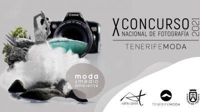 'Moda y Medio Ambiente', tema del X Concurso de Fotografía de Tenerife