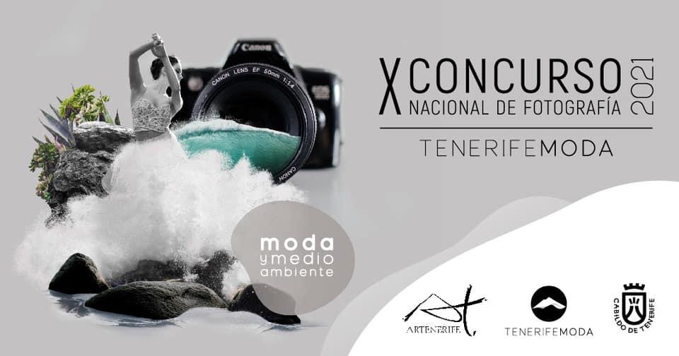 Convocado el X Concurso Nacional de Fotografía Tenerife Moda