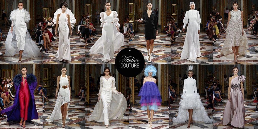 La pasarela Atelier Couture, derroche de color